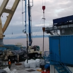 Cook Inlet-Controlled QC / QA of batching with high doses of accelerator, plasticizer, and vma